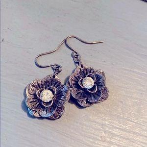 Premier Designs Flower Earrings